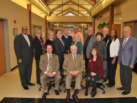 10th Year Anniversary Meeting – November 18, 2015